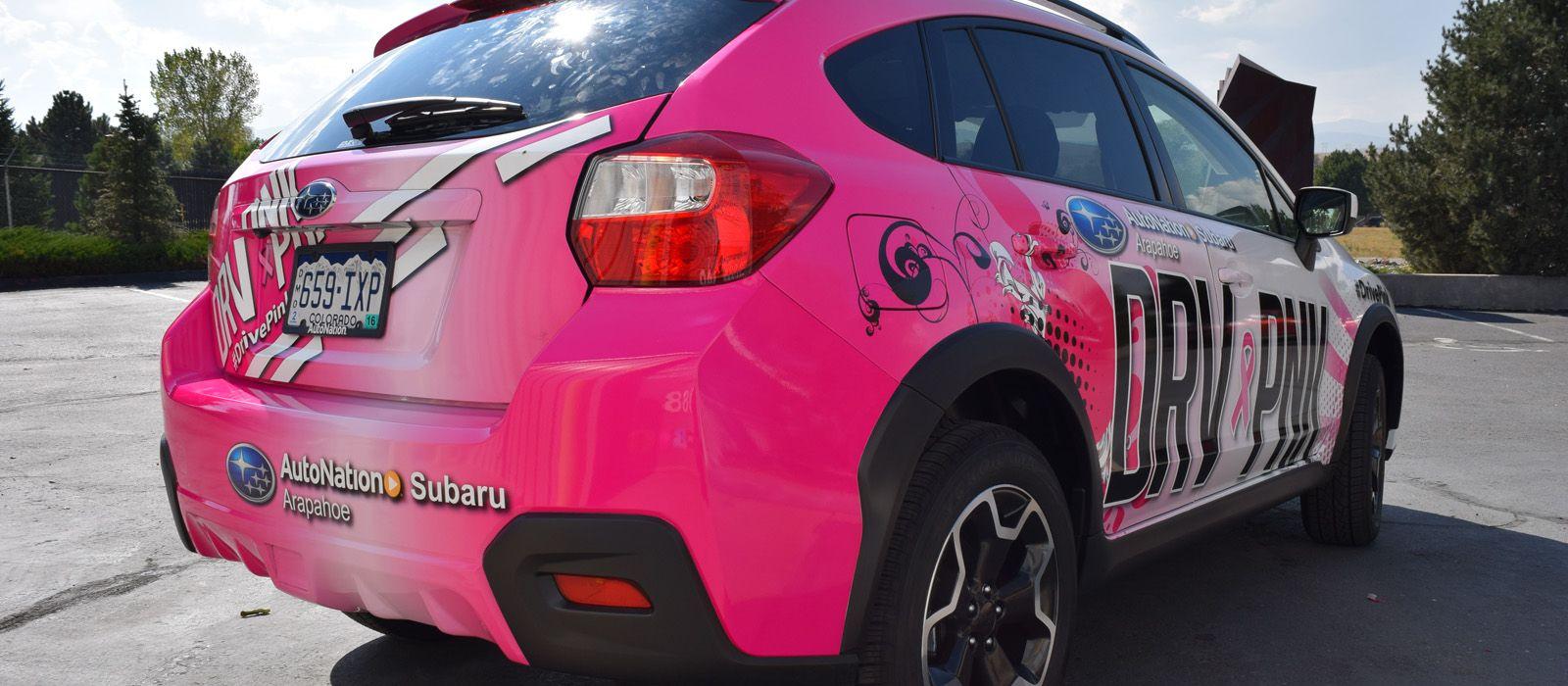 Auto Nation Subaru >> Autonation Subaru Big Picture Graphics