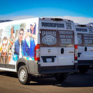 Truck Wraps Denver