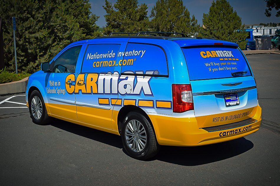 5 Reasons a Car Wrap is Great for Business